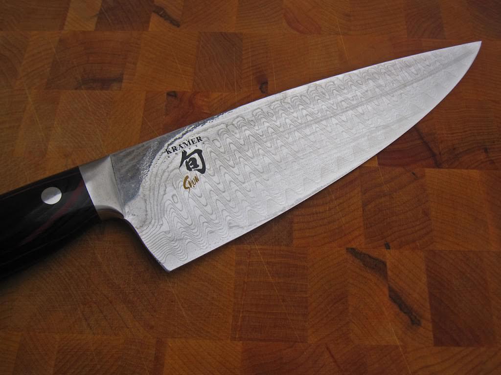 Things I Love Shun Bob Kramer Chef 39 S Knife Dad Cooks Dinner