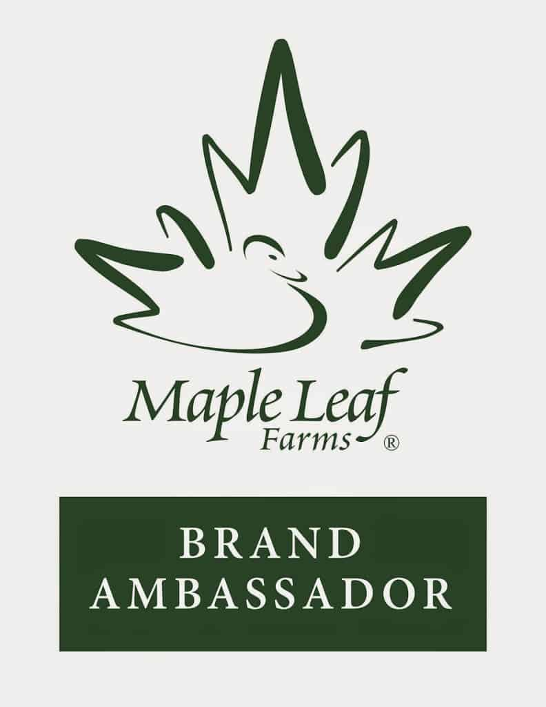 Maple Leaf Farms Logo Maple Leaf Farms Paid For The