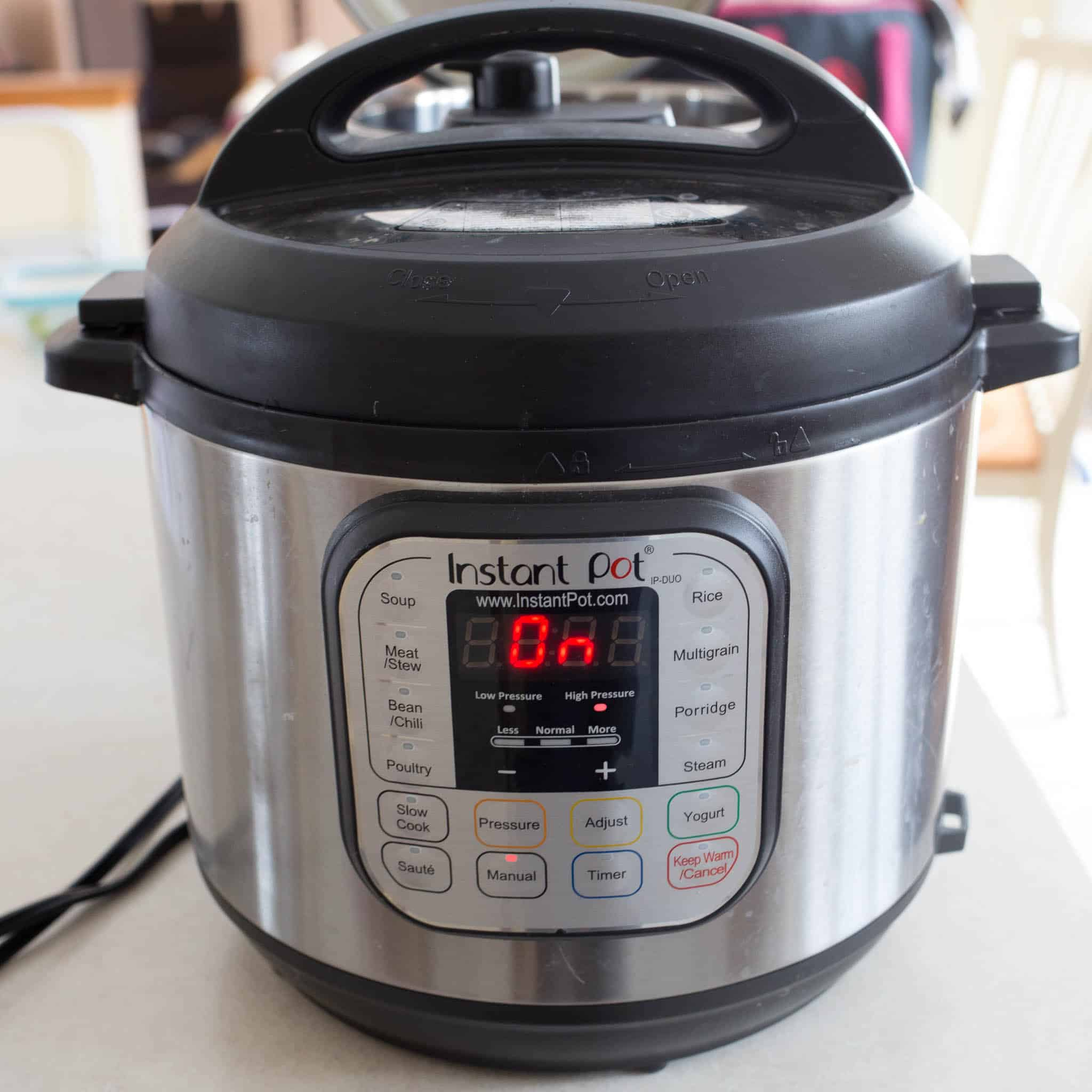 Instant Pot Pressure Cooker: Giveaway- Instant Pot Duo Electric Pressure Cooker